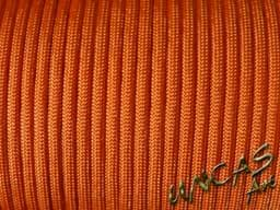 Bild von Paracord 550 Typ 3 - international orange